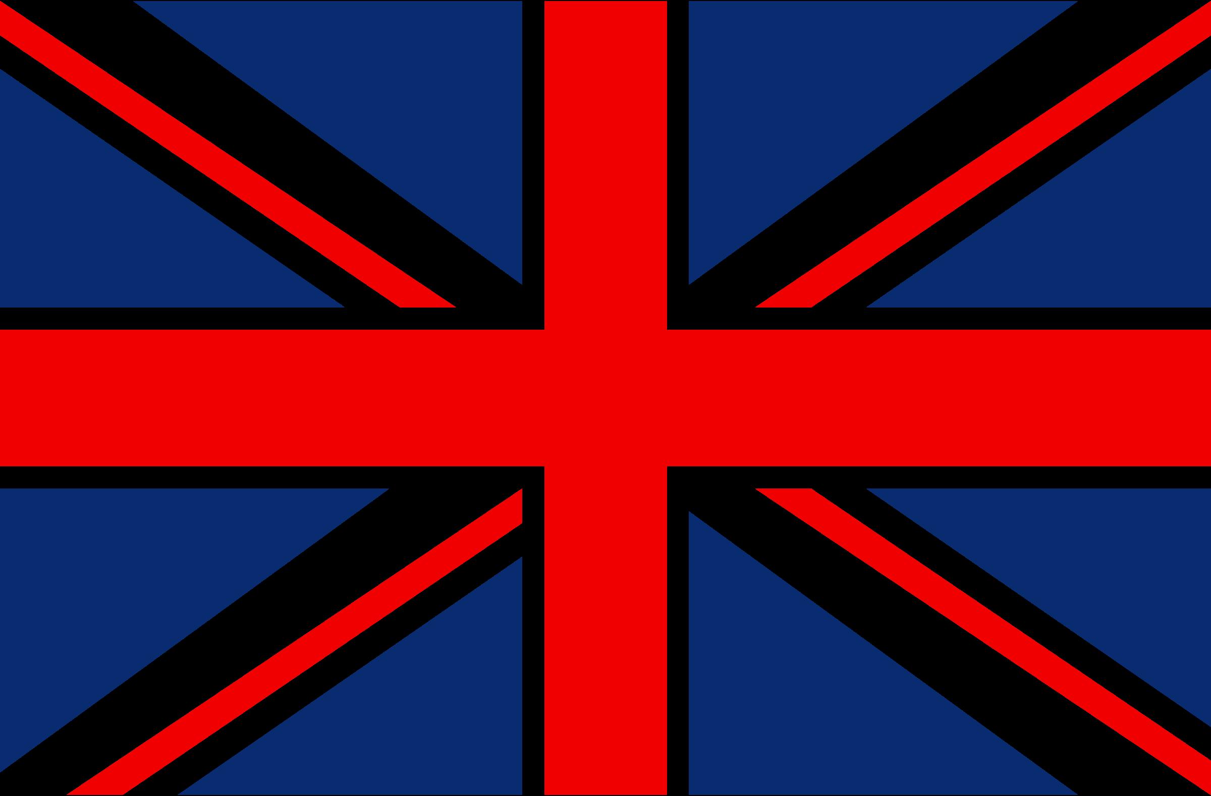 England Flagge Zum Ausmalen Golfclub