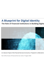 A blueprint for digital identity the role of financial a blueprint for digital identity the role of financial institutions in building digital identity malvernweather Choice Image